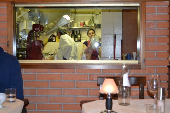 Il Cavatappi: Mario cooking