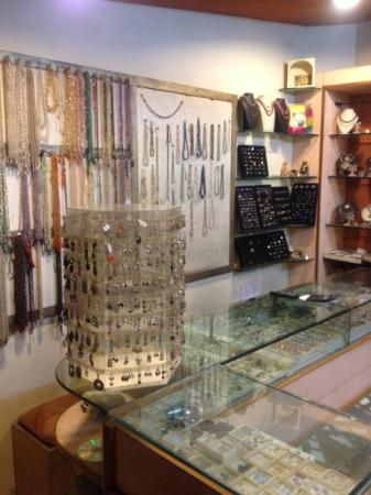 Hotel Pearl Palace: Silver Shop