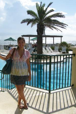 World Golf Village Renaissance St. Augustine Resort: Beach Club!!