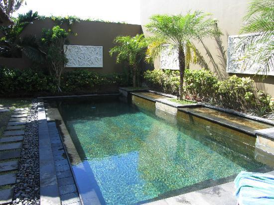 Ajanta Villas: privé zwembad