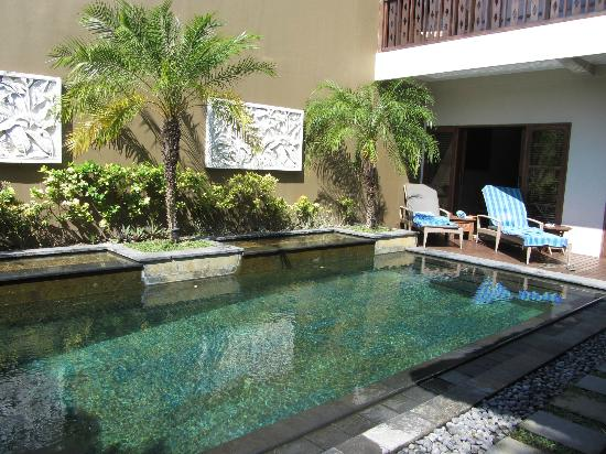 Ajanta Villas: heerlijk zonnig privé zwembad