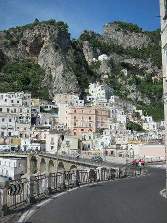 Villa San Michele: Amalfi close by