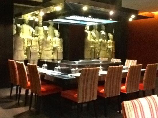 Gran Meliá Palacio de Isora Resort & Spa: El Teppanyaki de Nami