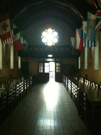 Dublin International Youth Hostel: Pour le petit déj inclus dans le prix de la nuit