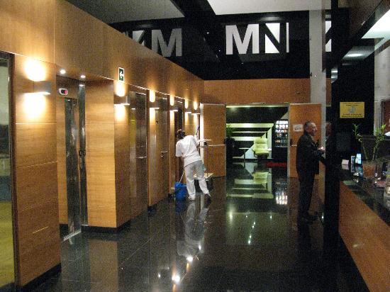 Hotel Malaga Nostrum: ingresso