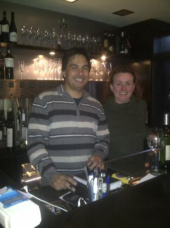 Sovine: Marc and Sandra, a passionate team!
