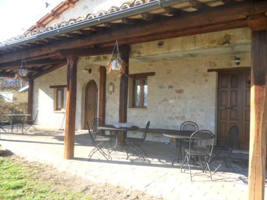 Agriturismo Santa Serena: Esterno alloggio 2