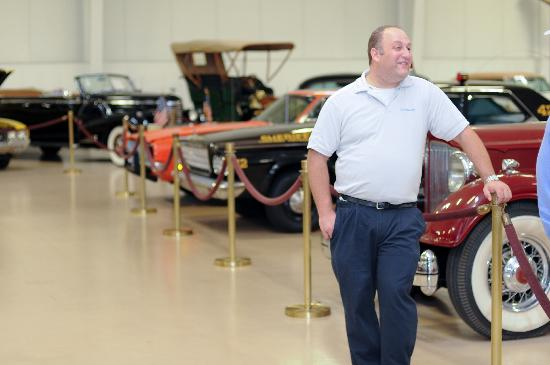 RM Classic Car Exhibit: Tour of the Exhibit with Michael Matteis