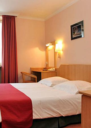 Bryghia Hotel: Double room