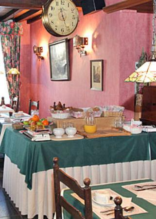 Bryghia Hotel: Breakfast-room