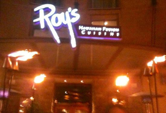 Roy's Pasadena : Roy's a definite must!
