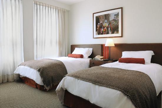 LP Los Portales Hotel Cusco: Habitación doble