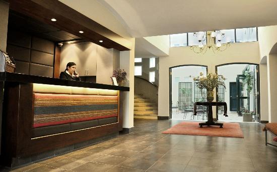 LP Los Portales Hotel Cusco: Recepción