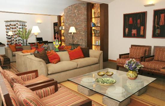 LP Los Portales Hotel Cusco: Sala de estar
