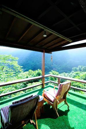 TuAkAzA Exclusive Boutique Lodge: Varanda MAMAO