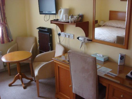 BEST WESTERN Moores Central Hotel: Room 308
