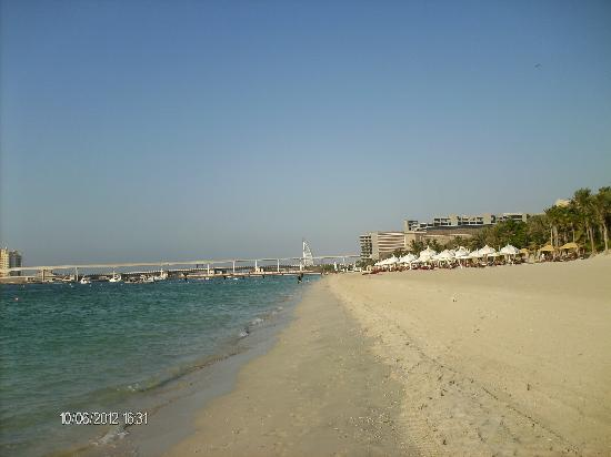 One&Only Royal Mirage Dubai: Beach