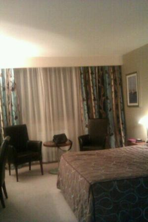 Ballyroe Heights Hotel: our spacious room