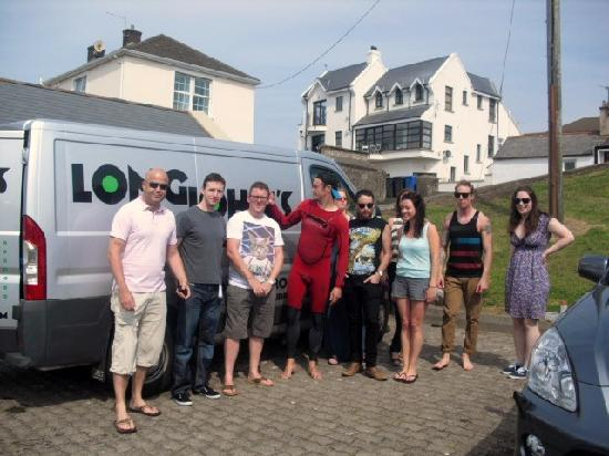 Long Johns Surf Academy: Group Lesson