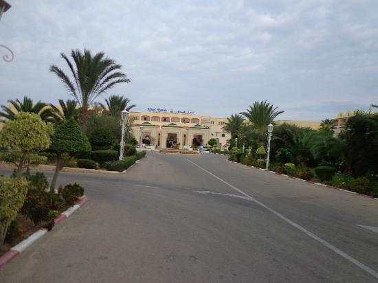 Houda Golf and Beach Club: Hotel & grounds