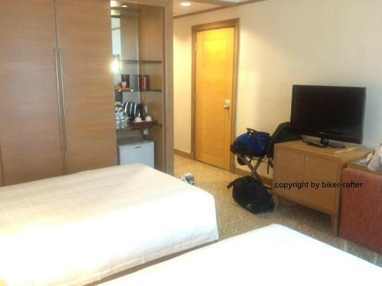 Pullman Kuala Lumpur City Centre Hotel And Residences: Room