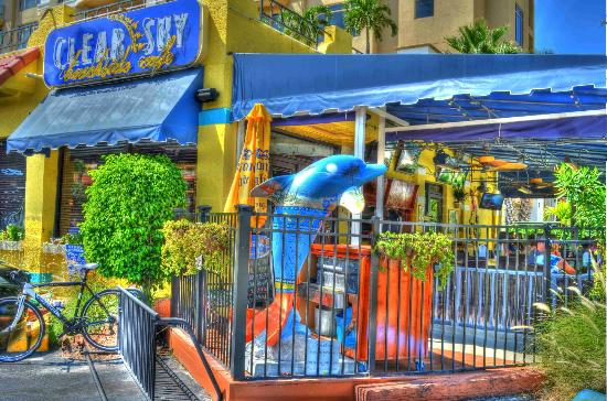 Clear Sky Beach Cafe Fantastic Gluten Free Dining Experience Review Of Clearwater Fl Tripadvisor