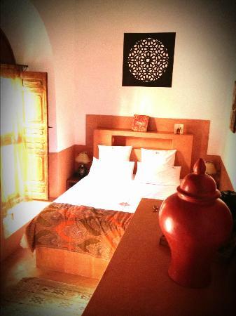 Riad Alili: notre lit