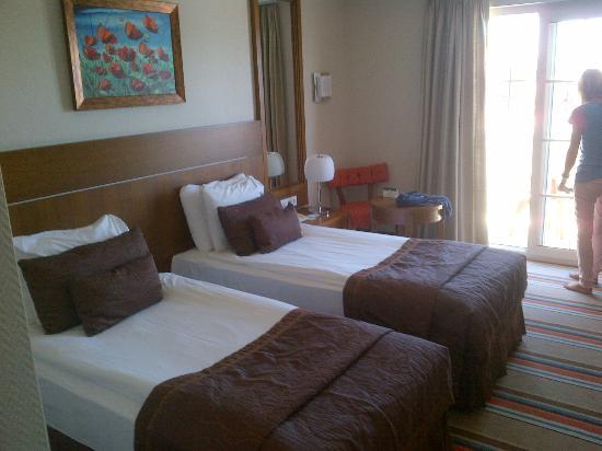 Asteria Elita Resort: our room