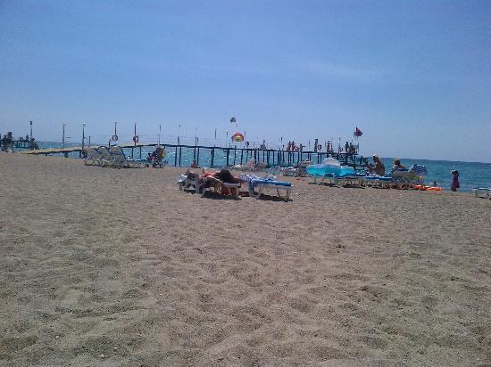 Asteria Elita Resort: Beach