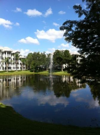 Grande Vista Golf Club : detrás del longboat key.