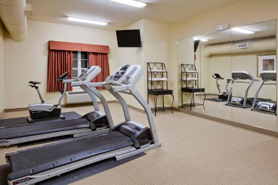 Country Inn & Suites By Carlson, Tallahassee I-10 East: CountryInn&Suites TallahasseeEast FitnessRoom