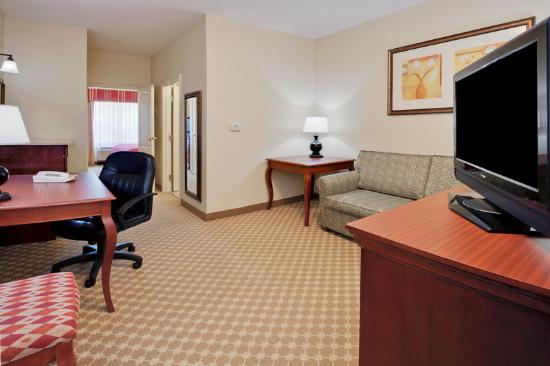 Country Inn & Suites By Carlson, Tallahassee I-10 East: CountryInn&Suites TallahasseeEast Suite