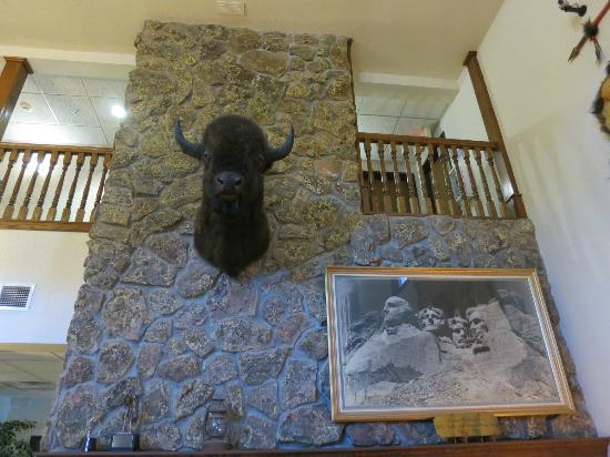Holiday Inn Express & Suites Mt Rushmore / Keystone: Lobby