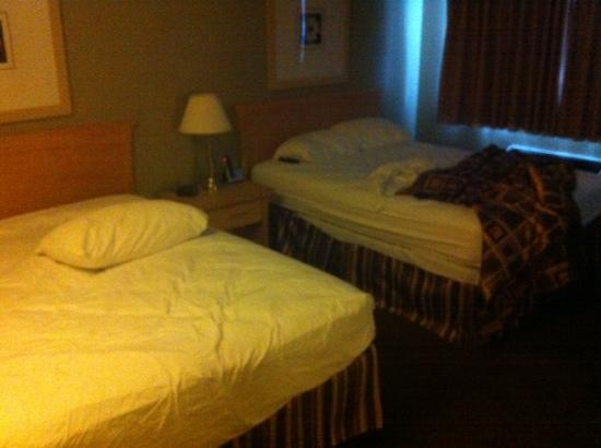 BEST WESTERN Marquis Inn & Suites: Family Suite