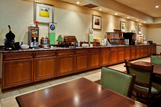 Country Inn & Suites By Carlson, Jacksonville West: CountryInn&Suites JacksonvilleW BreakfastRm