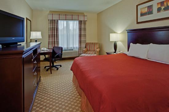 Country Inn & Suites By Carlson, Jacksonville West: CountryInn&Suites JacksonvilleW GuestRoomKing