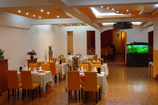 Hostel Victoria: restaurant