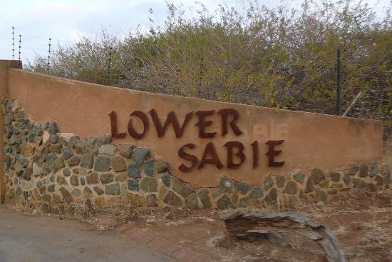 Lower Sabie Restcamp: Lower Sabie