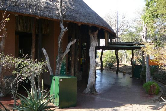 Lower Sabie Restcamp: Restaurant