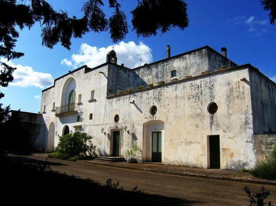 Cutrofiano, Italy: l'astore masseria