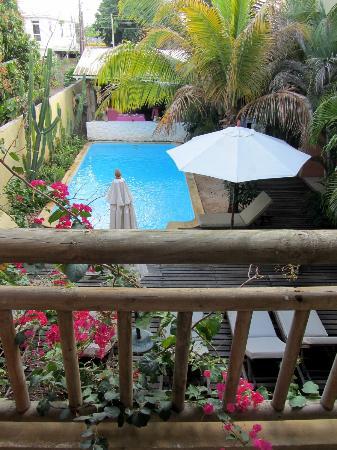Margarita: Depuis le balcon de la 912