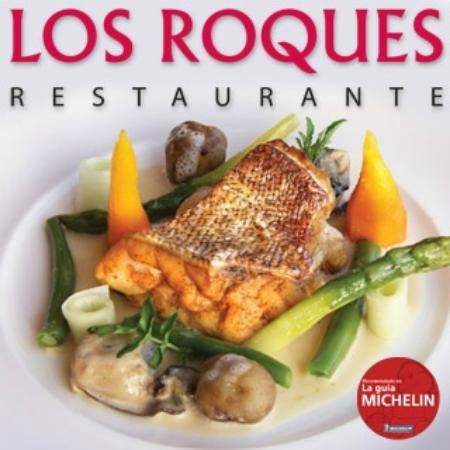 Restaurante Los Roques: Lomo de Cherne Asado