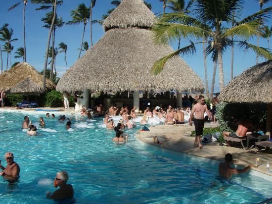 Secrets Royal Beach Punta Cana Pool Bar