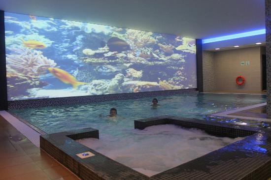 Novotel London Blackfriars: piscine