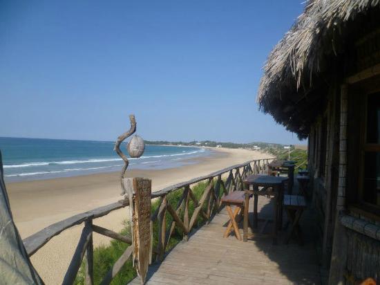 Bamboozi Beach Lodge: Bamboozi