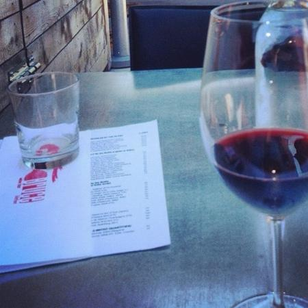 Bruce Wine Bar: Yum.