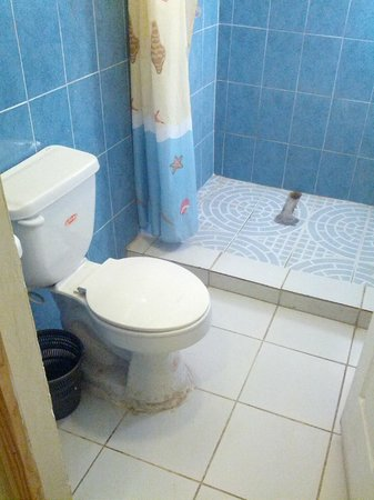Zacatecoluca, El Salvador: Dirty rotten bathrooms