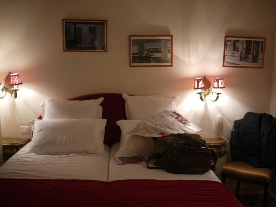 Hotel Louis 2: バスタブ付ツインルーム