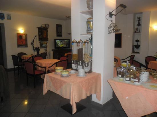 Hotel  le Rocce sas: colazione
