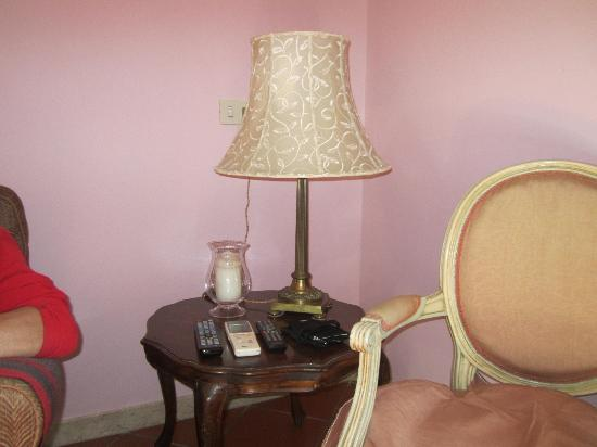 Fiorenza B&B: Seating area